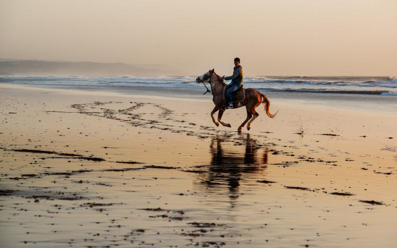 Rebali Riads, Sidi Kaouki, Morocco