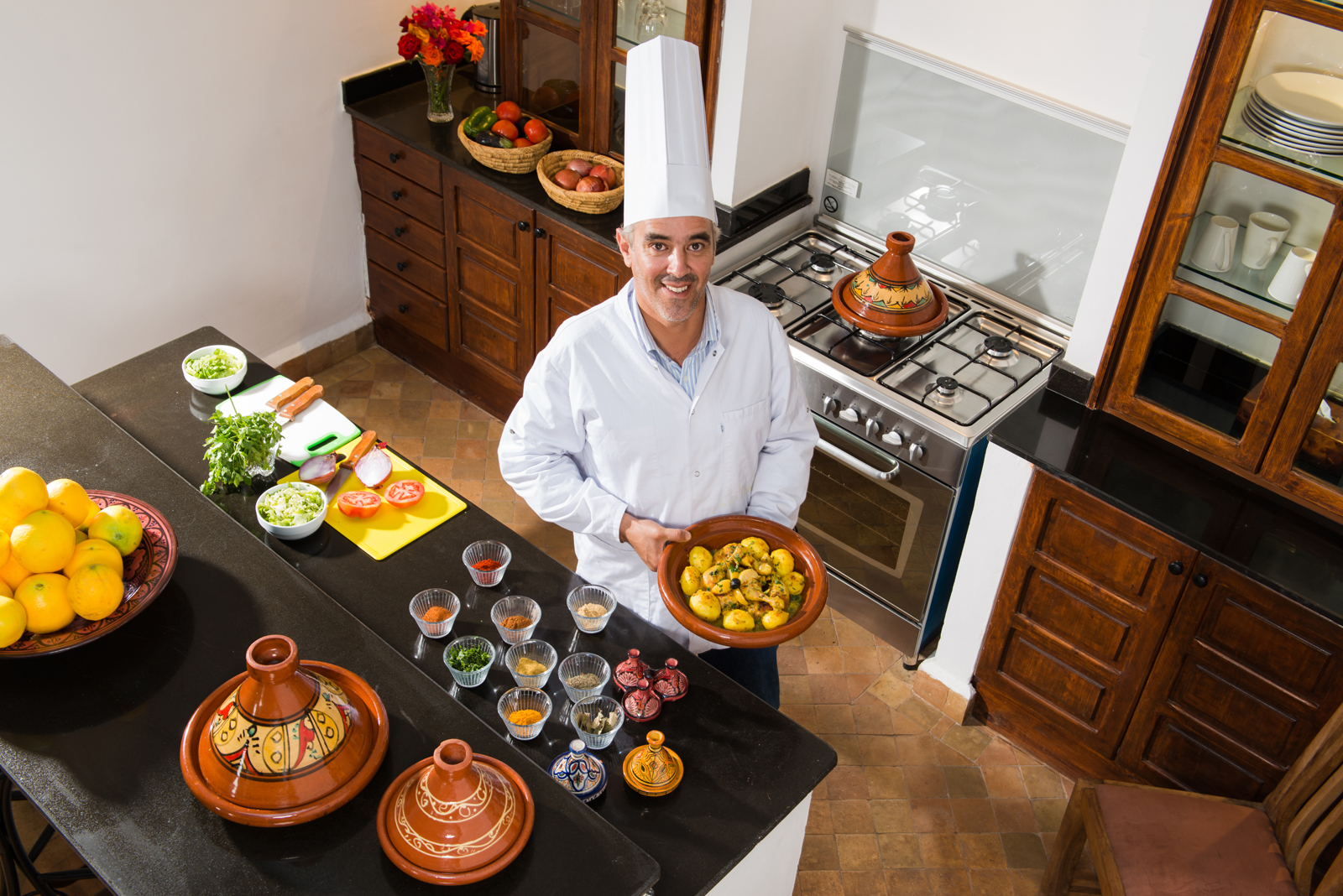 D ners et cours de cuisine rebali riads - Cours de cuisine mulhouse et environs ...
